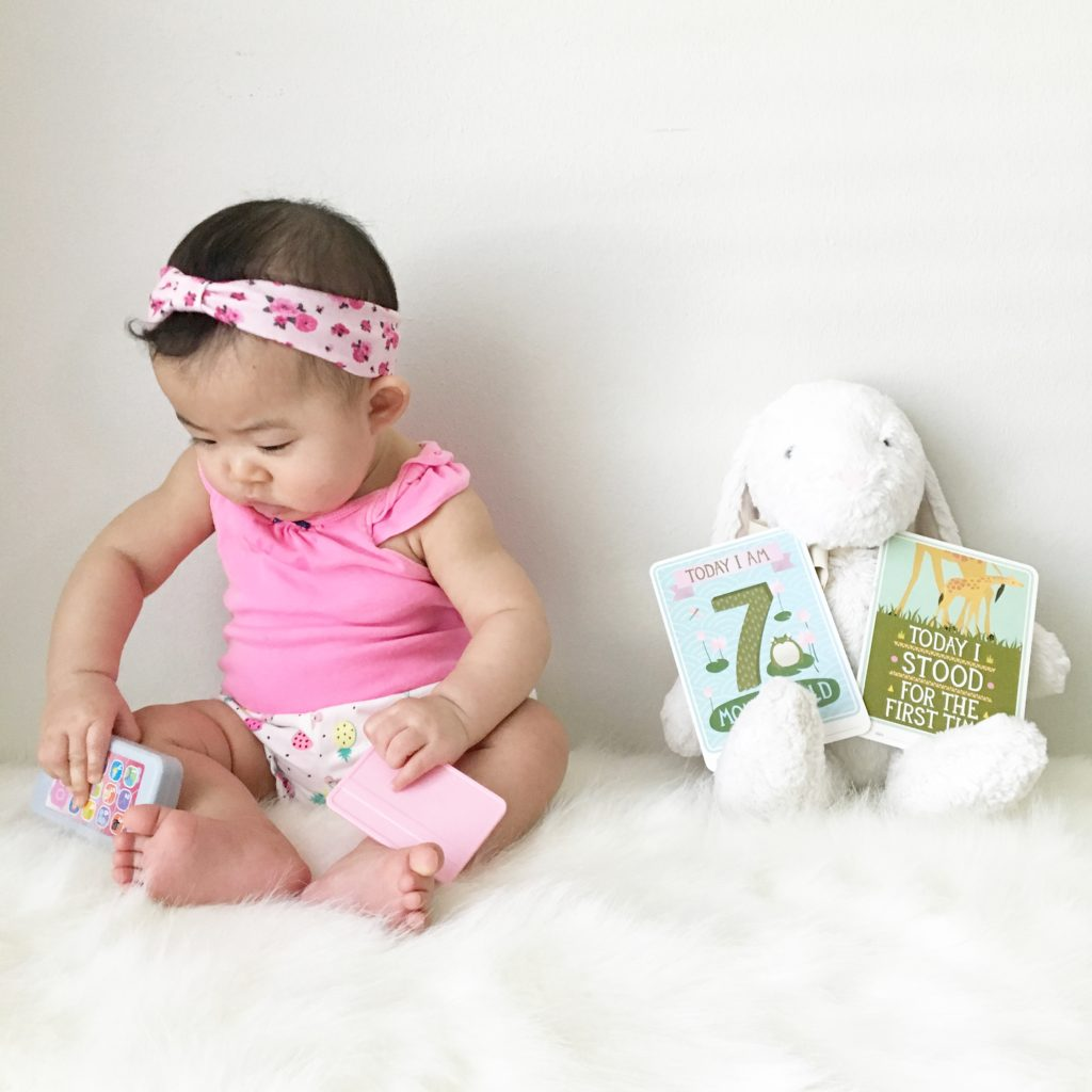 Baby Matea 7 Month Old Baby Update A Beautiful Rawr