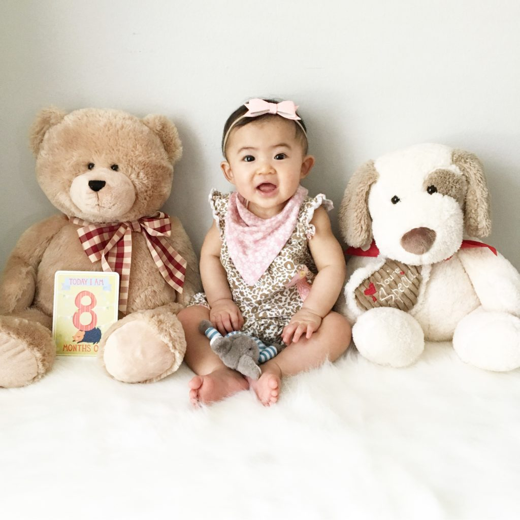 Baby matea 8 month old baby update a beautiful rawr 8 month old baby update geenschuldenfo Gallery