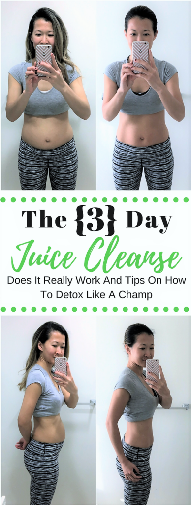 The 3 Day Juice Cleanse That Changed My Life A Beautiful