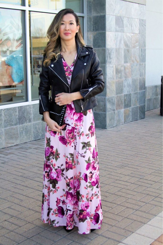 maxi dress spring style