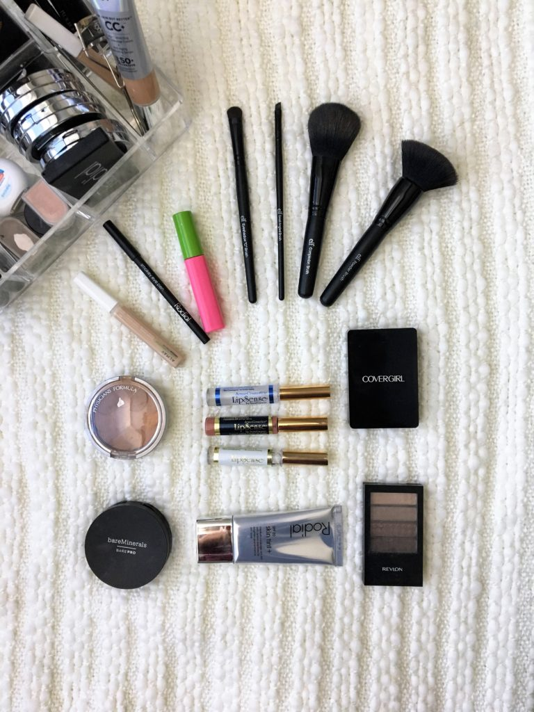 10 Minute Makeup Products