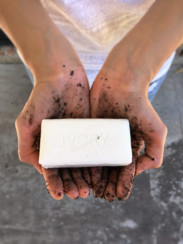 Messy Hands Happy Heart with Ivory Soap