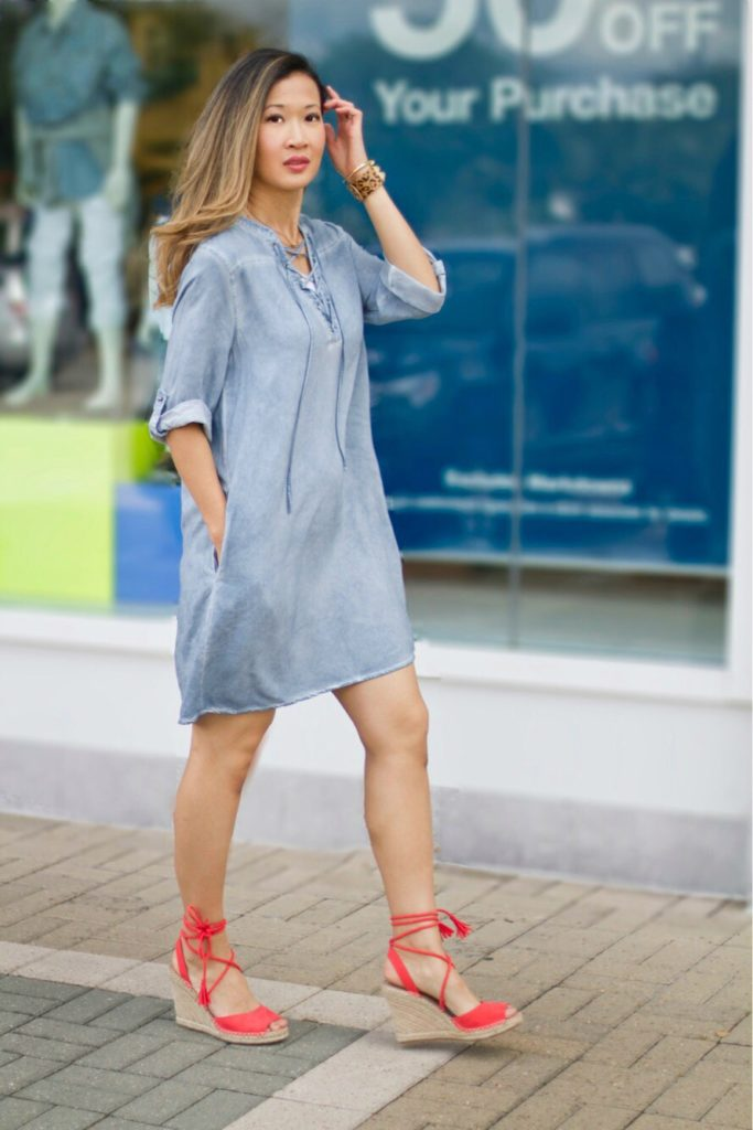 Casual Chic Outfit Style