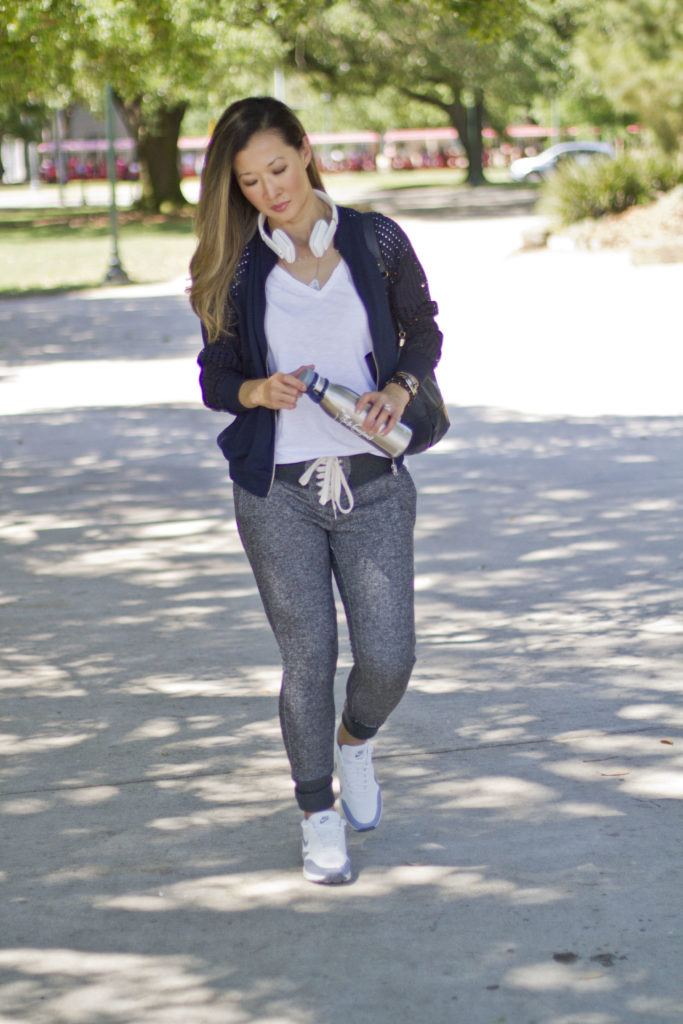 Joggers Street Style