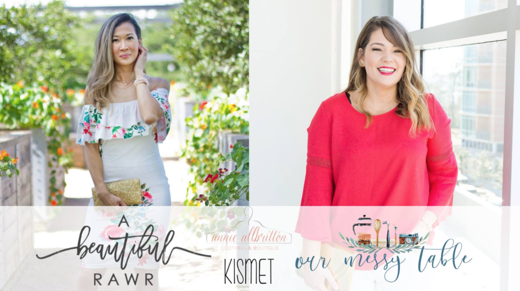 Kismet Cosmetics Blogger Event
