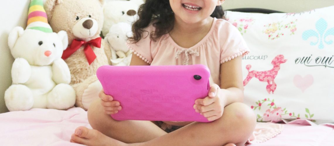 Amazon Fire HD Kids tablet