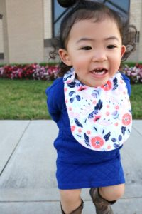 toddler fall blue tunic dress outfit