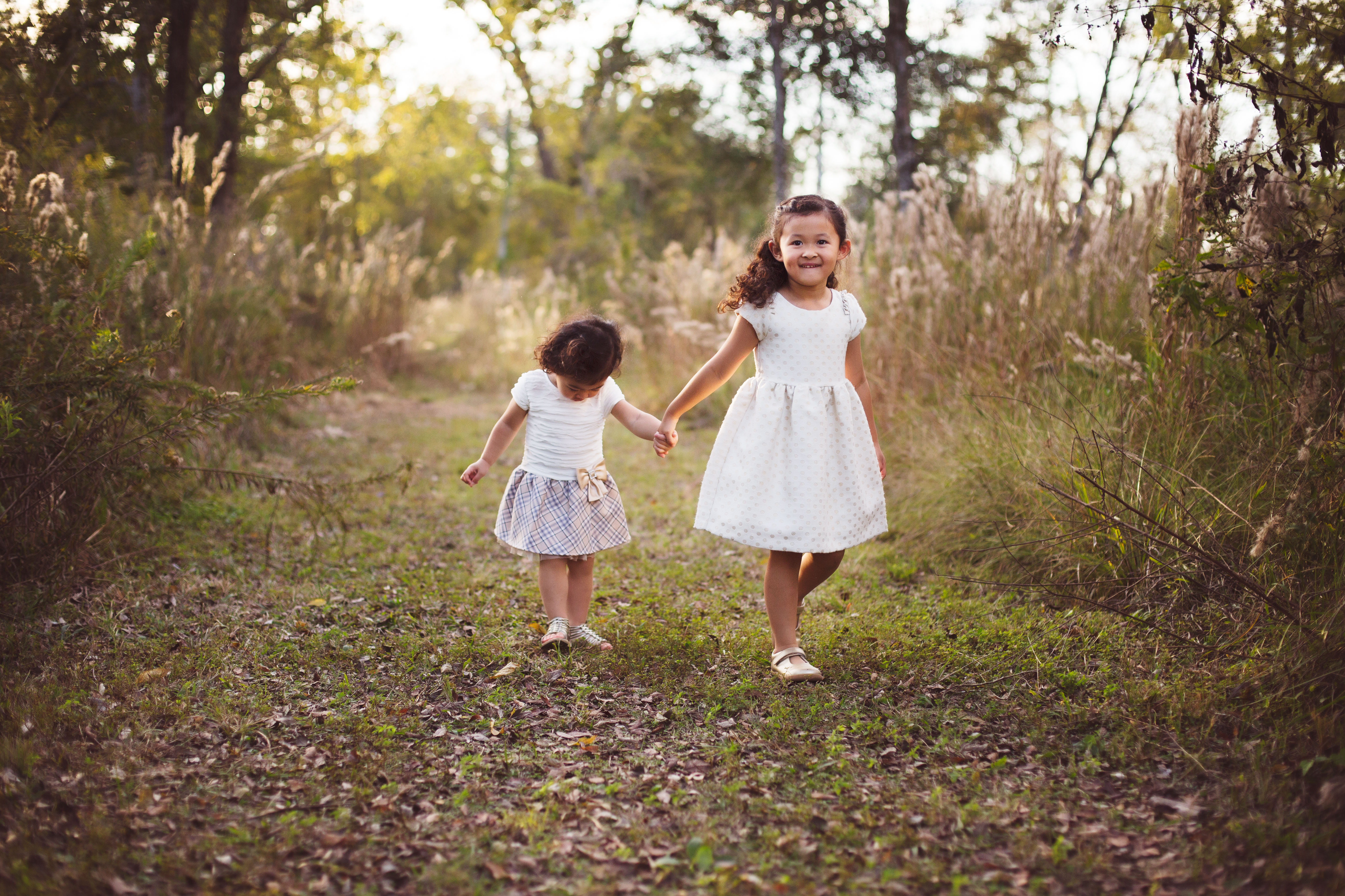 Tips for taking family photos with children