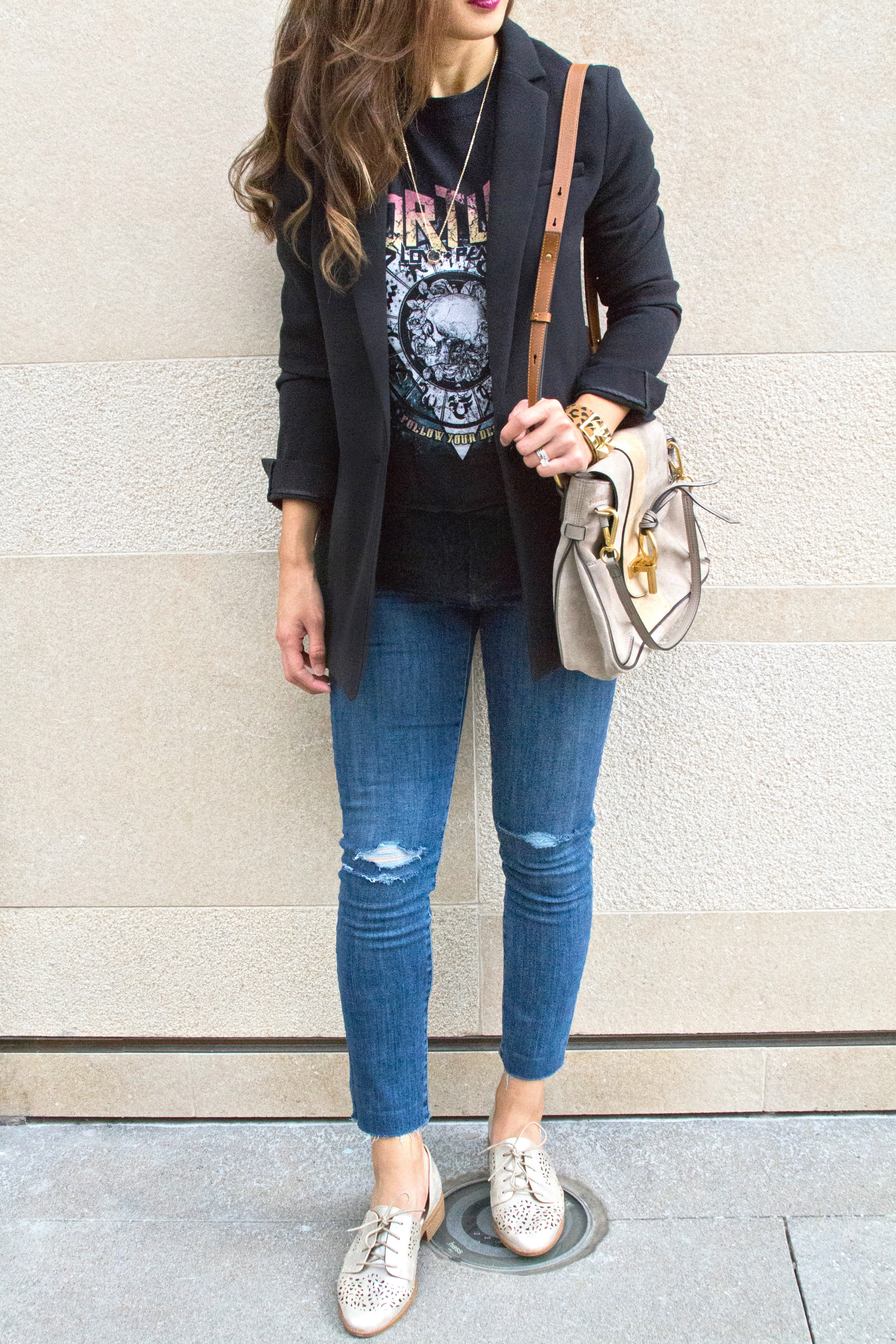 Effortless Street Chic Outfit
